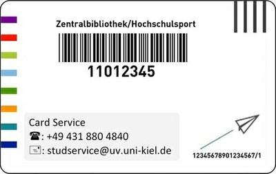 CAU Card
