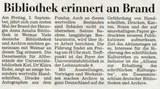 Kieler Nachrichten vom 30. August 2005