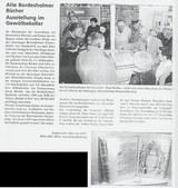 Bordesholmer Rundschau vom 12. März 2003