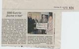 Kieler Nachrichten vom 29. Juli 2003