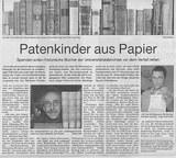 Kieler Nachrichten vom 19. November 2002