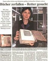 Lübecker Nachrichten vom 13. Februar 2004