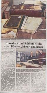 Kieler Nachrichten vom 30. Dezember 2003
