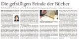 Flensburger Tageblatt vom 20. Oktober 2012