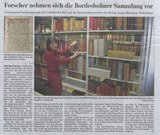 Kieler Nachrichten vom 29. August 2013