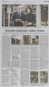 Kieler Nachrichten vom 14. Mai 2016